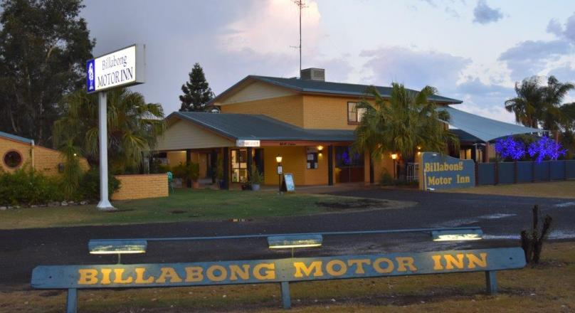Country Queensland Motor Inn - 32% TRADE - Leasehold
