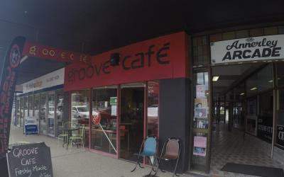 Groove Cafe - Located in Brisbane